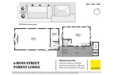 9 Ross Street Forest Lodge NSW 2037 - Floor Plan 1