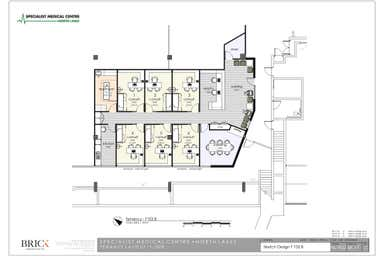 T102B, 6 North Lakes Drive North Lakes QLD 4509 - Floor Plan 1