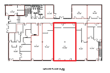 Whyalla City Plaza, Shop 3/4, 2-14 Patterson Street Whyalla SA 5600 - Floor Plan 1