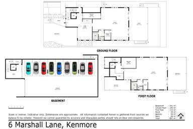 6 Marshall Lane Kenmore QLD 4069 - Floor Plan 1