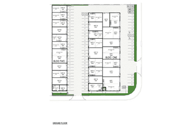 The Workstores Wakerley, 35 Ingleston Rd Wakerley QLD 4154 - Floor Plan 1