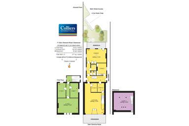 71 Glen Osmond Road Eastwood SA 5063 - Floor Plan 1