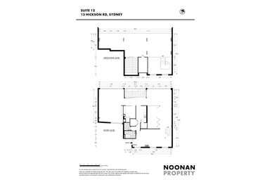 Shore Studios, 12/13 Hickson Road Sydney NSW 2000 - Floor Plan 1
