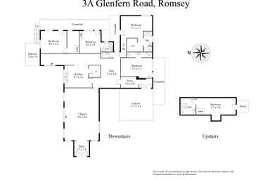 3A Glenfern Road Romsey VIC 3434 - Floor Plan 1