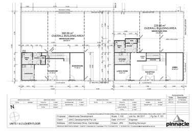 Pt. Unit 1, 205 Kennedy Drive Cambridge TAS 7170 - Floor Plan 1