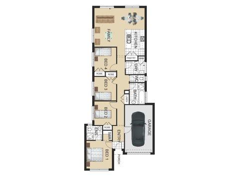 Penzance - floorplan