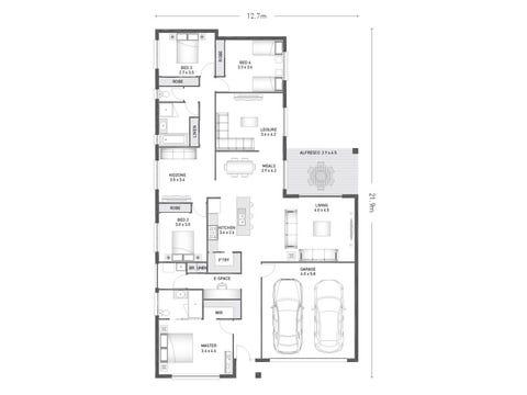 Denham 25s - floorplan