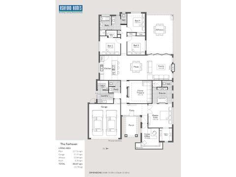 Fairhaven - floorplan