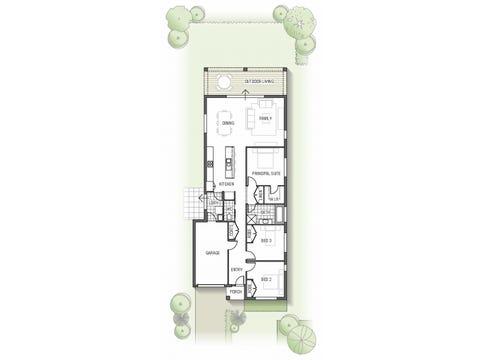 Lilybrook 1232 N01 - floorplan