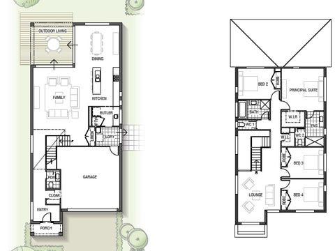 Tiara 1230 N01 - floorplan
