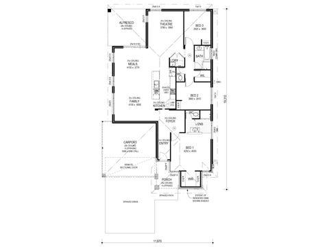 The Suite - floorplan