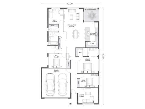 Midland 23 - floorplan