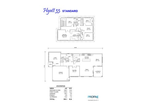 Hyatt 33 - floorplan