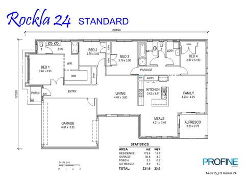 Rockla 24 - floorplan