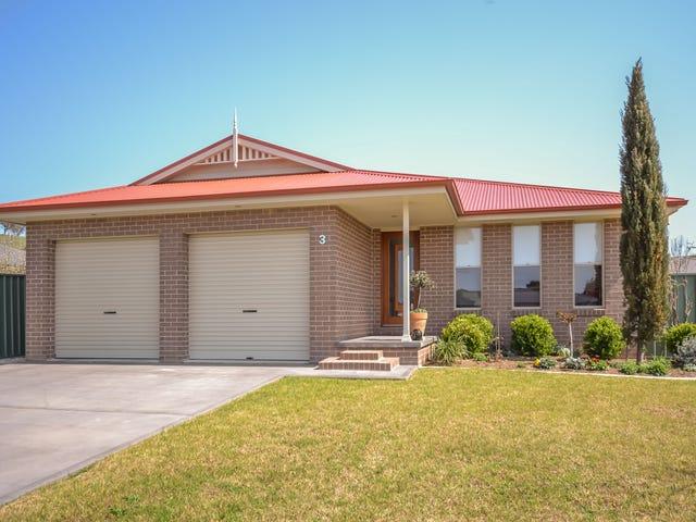 3 Willem Place, Mudgee, NSW 2850