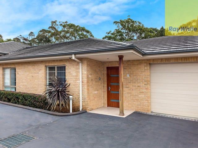 7/64 Agincourt Road, Marsfield, NSW 2122