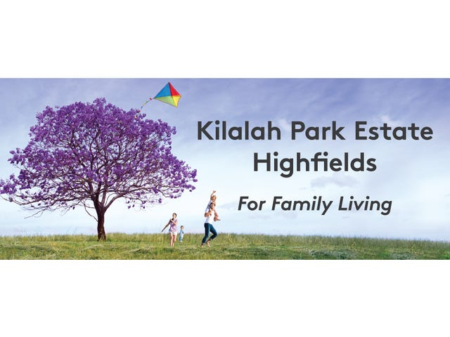Lot 119, 121, 127, MacGregor Avenue, Kilalah Park Estate, Highfields, Qld 4352
