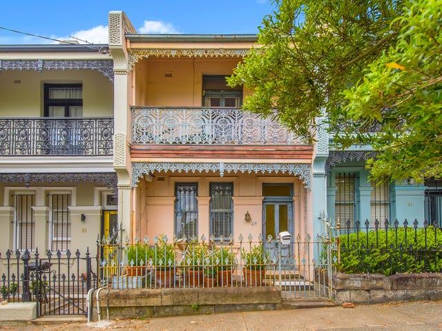 49 Union Street, Paddington, NSW 2021