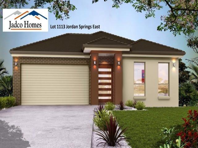 Lot 1113 Road 4, Jordan Springs, NSW 2747