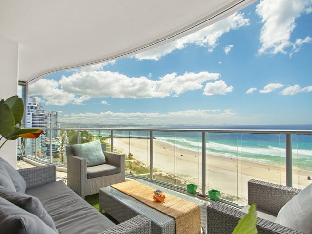1405/110 Marine Parade 'Reflections Tower Two', Coolangatta, Qld 4225