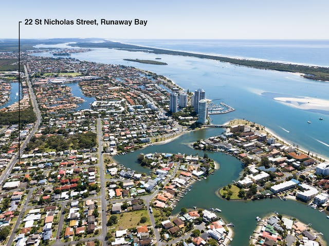 22 St Nicholas Street, Runaway Bay, Qld 4216