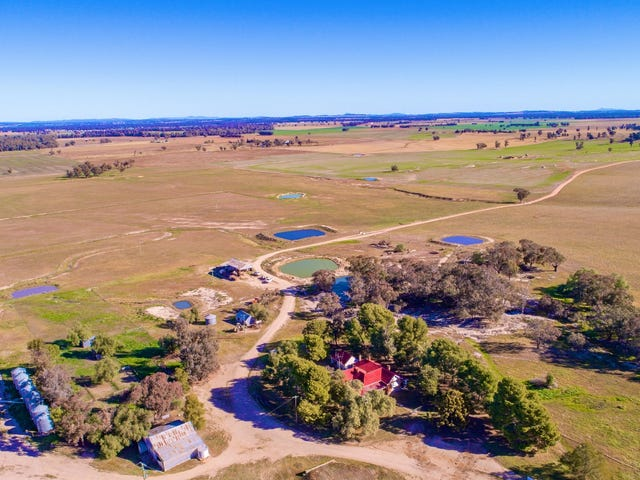 7853 The Escort Way, Eugowra, NSW 2806