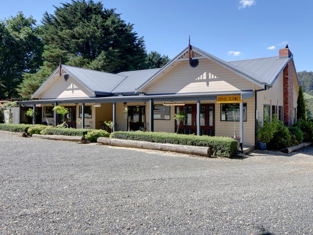 1390 Myers Creek Road, Toolangi, Vic 3777