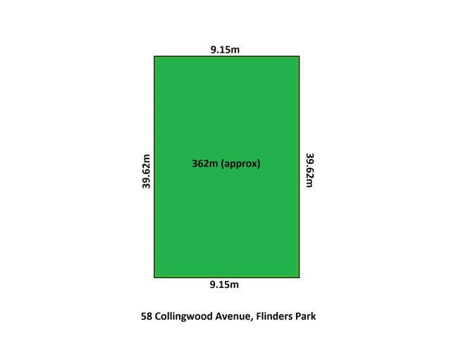 58 Collingwood Avenue, Flinders Park, SA 5025