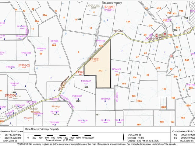 Lot CA Z12, Heathcote-Redesdale Road, Mia Mia, Vic 3444