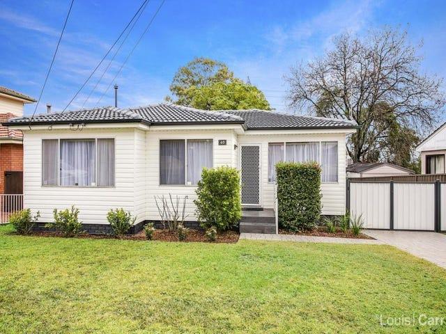40 Garonne Street, Seven Hills, NSW 2147