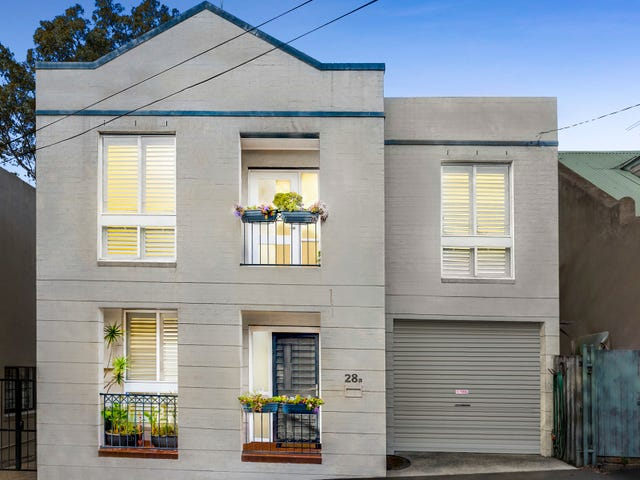 28a Hartley Street, Rozelle, NSW 2039