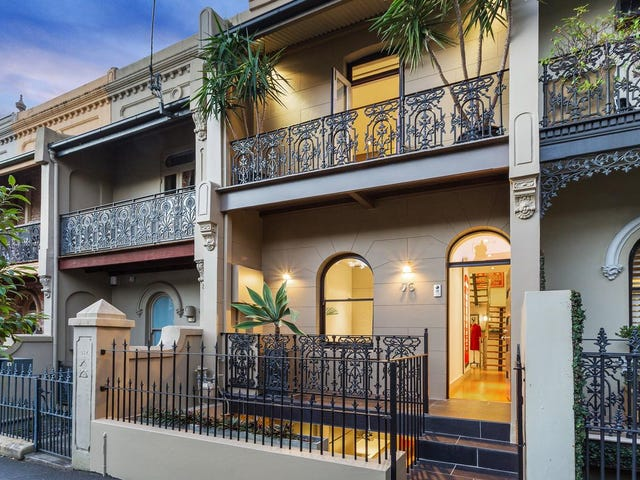 76 Sutherland Street, Paddington, NSW 2021
