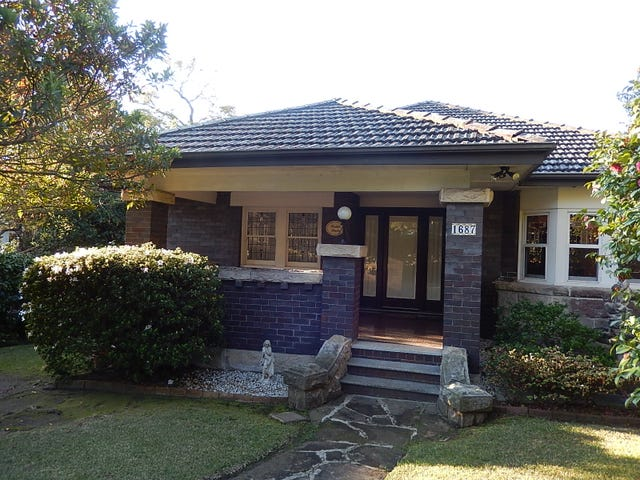 1687 Pacific Highway, Wahroonga, NSW 2076