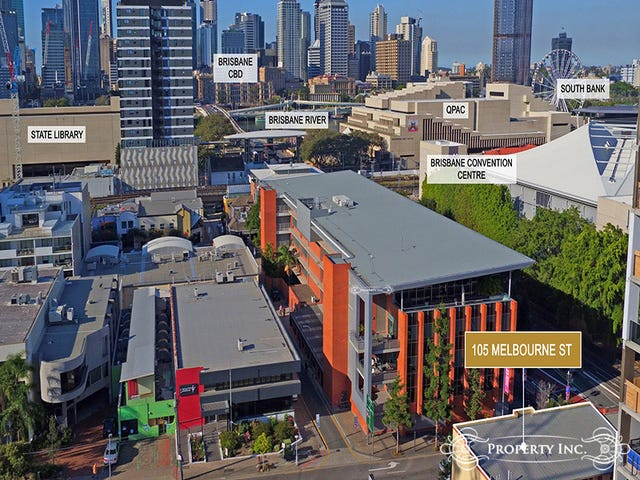 105 Melbourne Street, South Brisbane, Qld 4101
