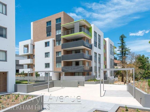 4/1 Meryll Avenue, Baulkham Hills, NSW 2153
