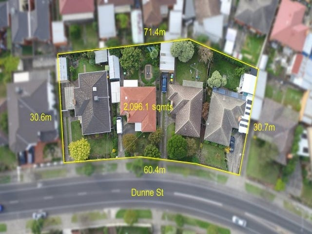 54,56,58,60 Dunne Street, Kingsbury, Vic 3083