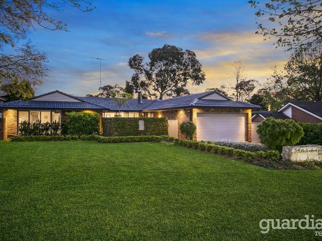 34 Belvedere Avenue, Castle Hill, NSW 2154