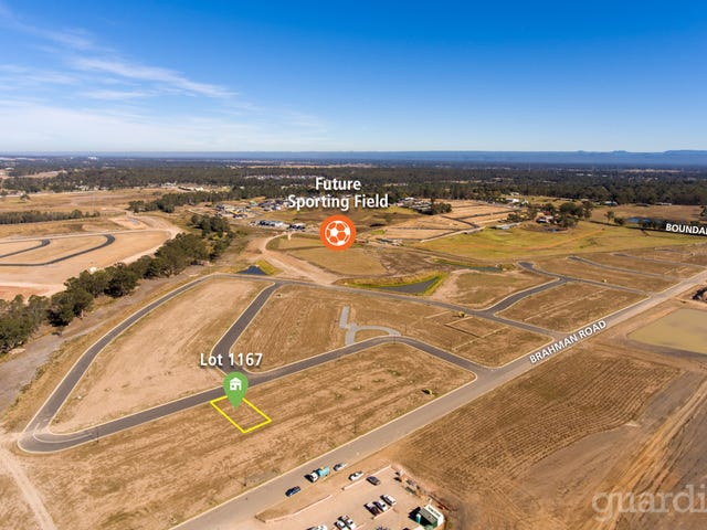 Lot 1167, 17 Boundary Road, Box Hill, NSW 2765