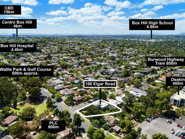 100 Elgar Road, Box Hill South, Vic 3128
