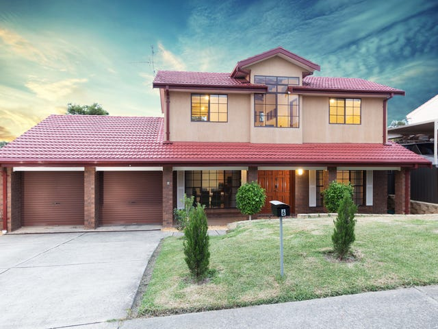 6 Hugo Place, Quakers Hill, NSW 2763