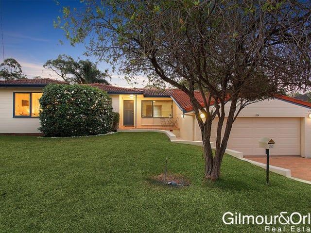 20 Tremain Avenue, Kellyville, NSW 2155