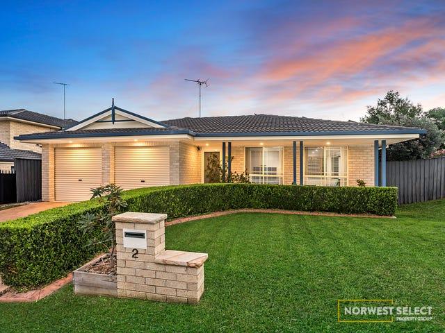 2 Kilbenny Street, Kellyville Ridge, NSW 2155