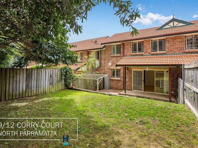 9/12 Corry Court, North Parramatta, NSW 2151