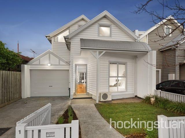 1/89 Gamon Street, Yarraville, Vic 3013