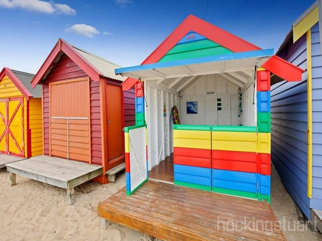 Bathing Box 44, Brighton, Vic 3186