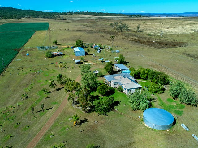 202 Allen Road, East Greenmount, Qld 4359