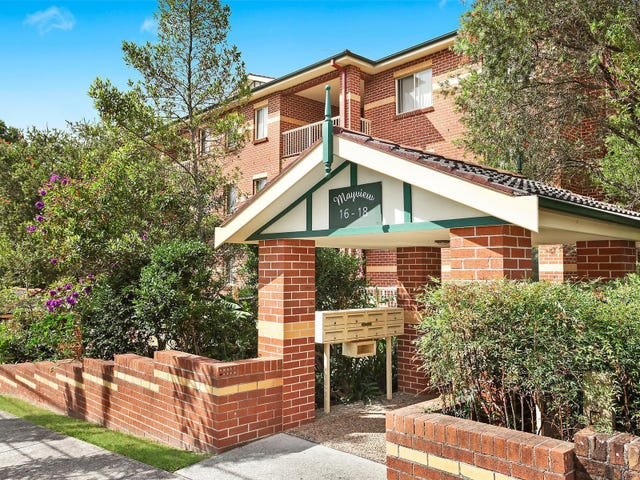 10/16 May Street, Hornsby, NSW 2077