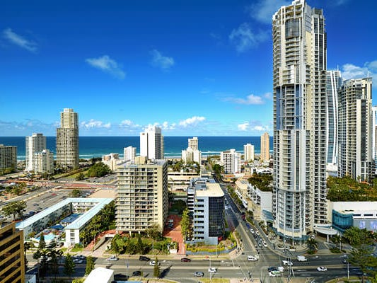 27C Condor Ocean View Apartments, 2 Riverview Parade, Surfers Paradise, Qld 4217