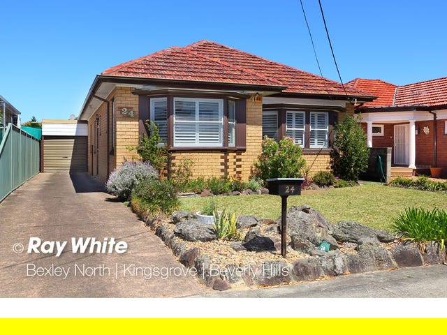 24 Fortescue Street, Bexley North, NSW 2207