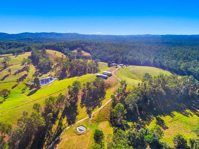 Lot 1/1274 Harvey Siding Road, Curra, Qld 4570